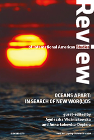 Oceans Apart: In Search of New Wor(l)ds—RIAS Vol. 7, Spring–Summer (1/2014)